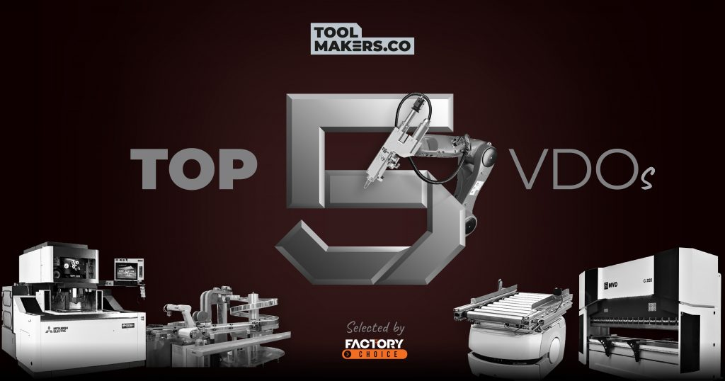 Factory choice top 5 VDO