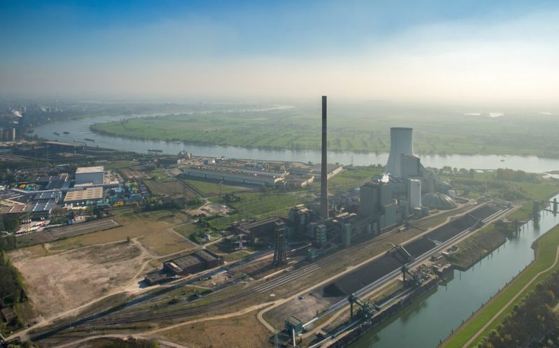 Thyssenkrupp and Steag invest in green hydrogen