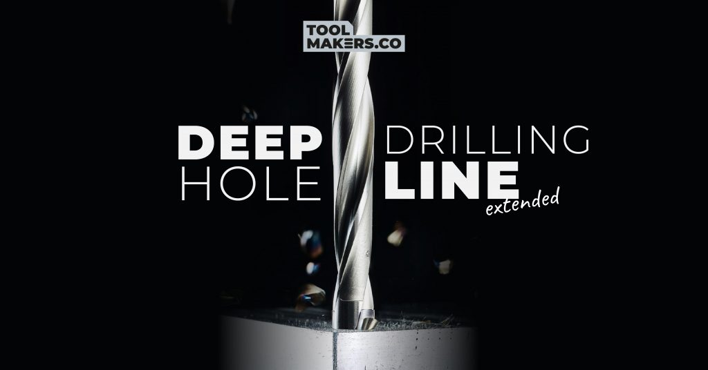 Deep hole drilling_ดอกสว่าน