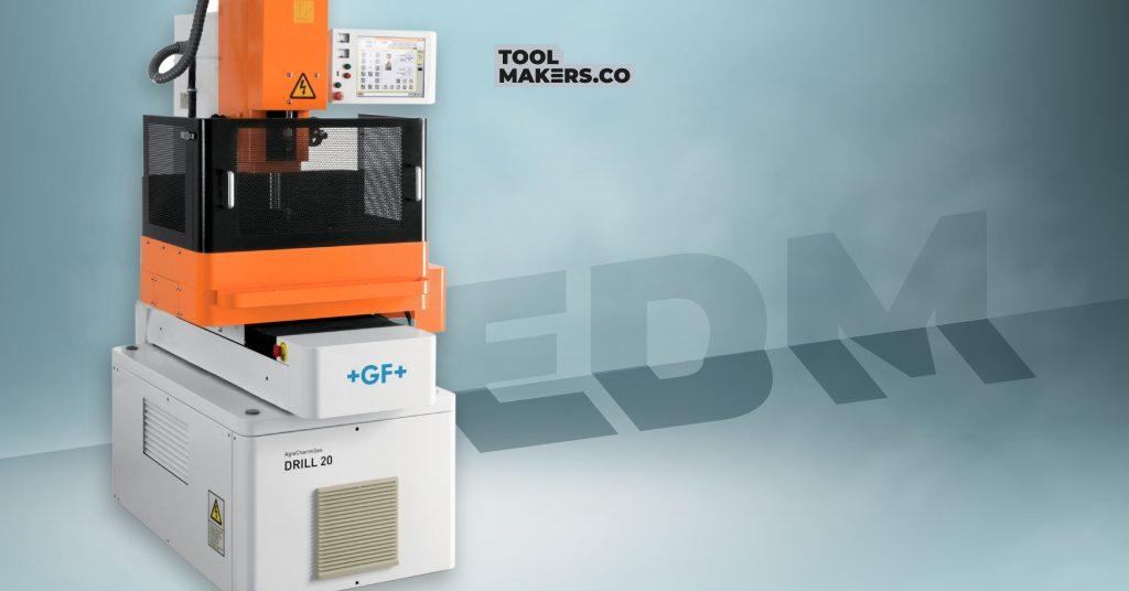 EDM: รู้จักเครื่อง EDM สำหรับงานเจาะแบบไม่มีการสัมผัส