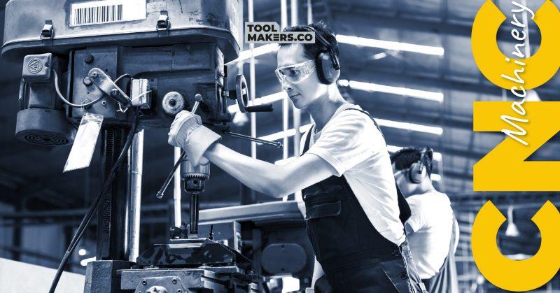 CNC Machinery_เครื่องจักร CNC