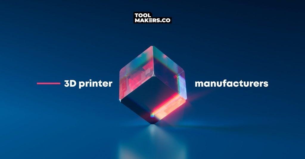2021 ปีทองของผู้ผลิตเครื่องพิมพ์ 3 มิติ ?