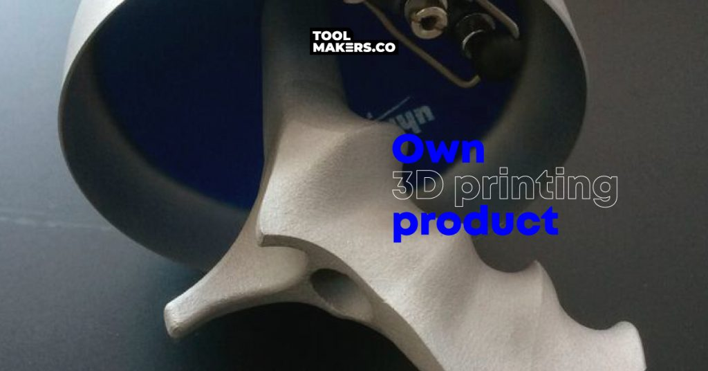 เมื่อลูกค้ากลายมาเป็นผู้ออกแบบ : ผลิตภัณฑ์พิมพ์สามมิติของตนเอง