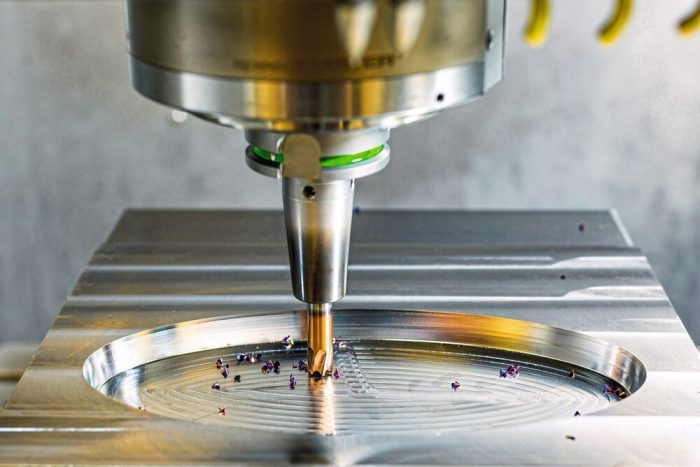 Mapal_Optimill-3D-HF high-feed milling cutter
