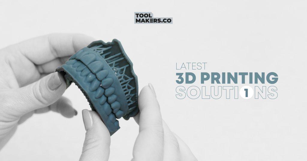 3D Printing Solution_การพิมพ์ 3 มิติ