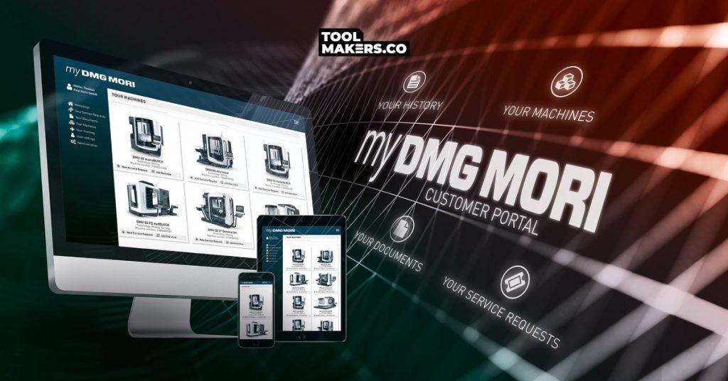 การสมัครสมาชิกแทนการซื้อ : DMG Mori เปิดตัวบริการย่อย และบริการครบวงจร