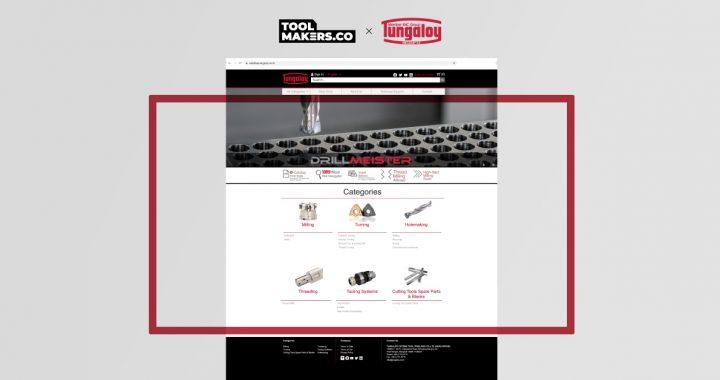 รีวิว | อยากให้ลอง 'WebShop' ค้นหาและสั่งซื้อ Cutting Tools กว่า 3 หมื่นรายการ