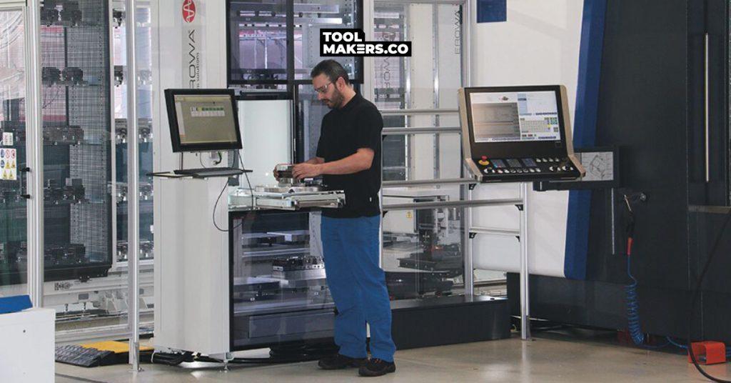 การทำให้โรงงานอัจฉริยะเป็นจริงได้ด้วยแนวคิดการผลิตที่ยืดหยุ่น (FMC)