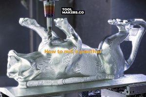 """วิธีการกัดขึ้นรูป """"เสือดำ""""   How to mill a panther"""